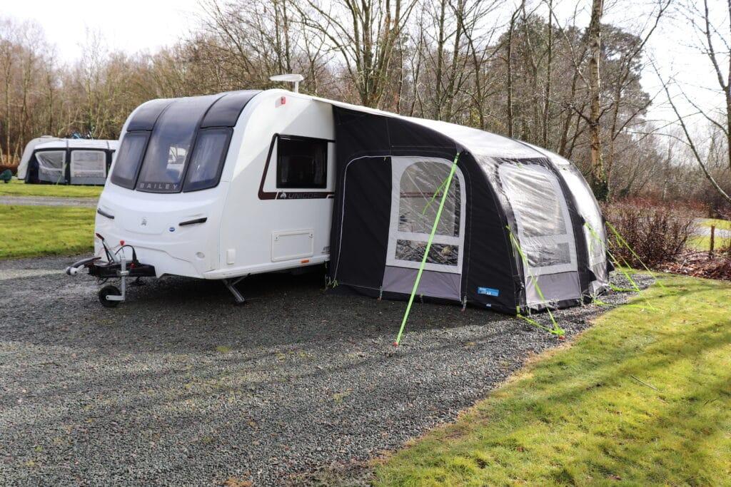 Caravan Awning Pegs Reviewed Caravan Vlogger