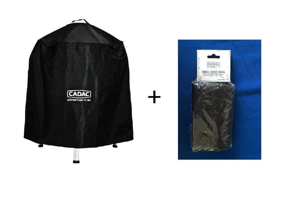 Cadac Adventure To Go.Cadac Carri Chef 2 Bbq Cover And Leg Bag Caravan Vlogger