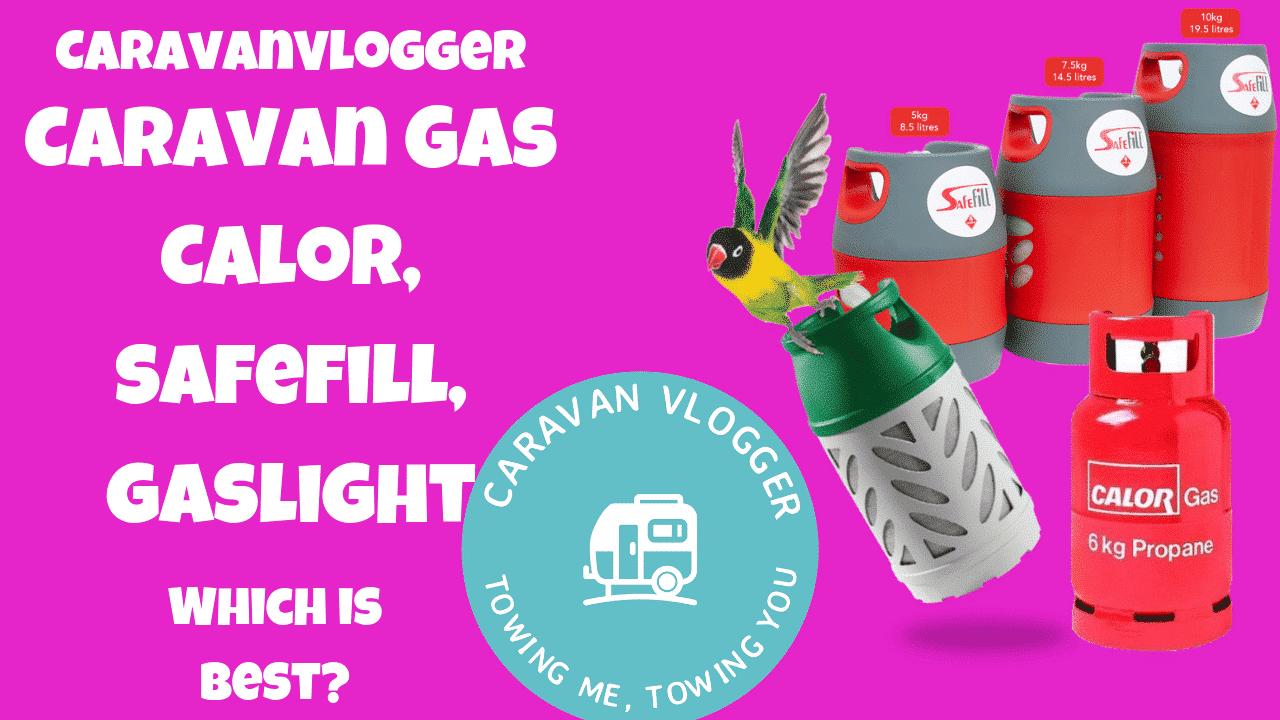 Caravan and Motorhome Gas - Caravan Vlogger