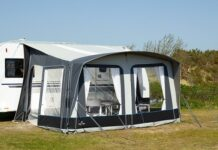 Isabella Air Awning