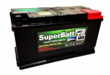 leisure battery for caravan
