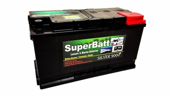 leisure battery for caravan