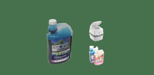 40 Shot Toilet Cassette Cleaner