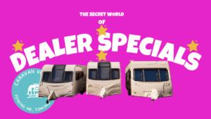 Dealer Special Caravans