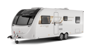 Swift Super Sprite Caravans