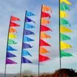 Caravan Flag Poles