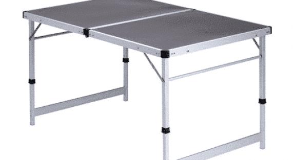 caravan table