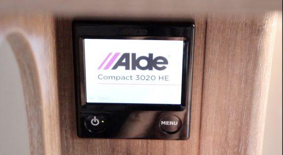 Adle 3020 controller