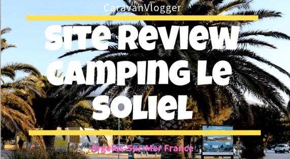 Site Review Argeles