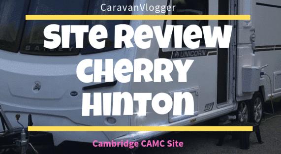 Site Review Cherry Hinton